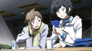 DEVIL SURVIVOR 2 the ANIMATION 場面カット